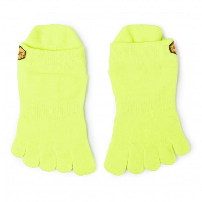 Ponožky Kotníkové Unisex VIBRAM FIVEFINGERS - Athletic No Show S18N02 Yellow
