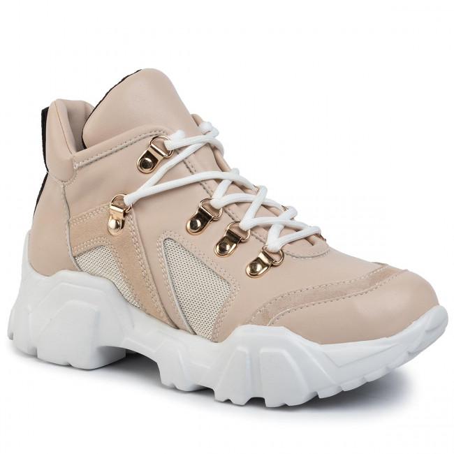 Sneakersy COLORS OF CALIFORNIA - HC.PEDUL07 Natural