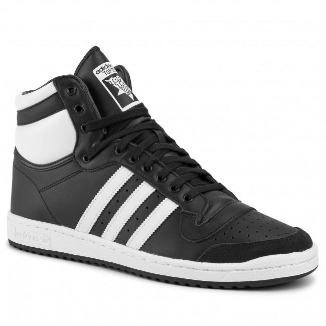 Topánky adidas - Top Ten Hi B34429 Cblack/Ftwwht/Cblack