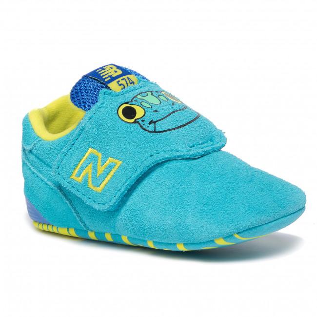Sneakersy NEW BALANCE - CC574ZOF  Modrá