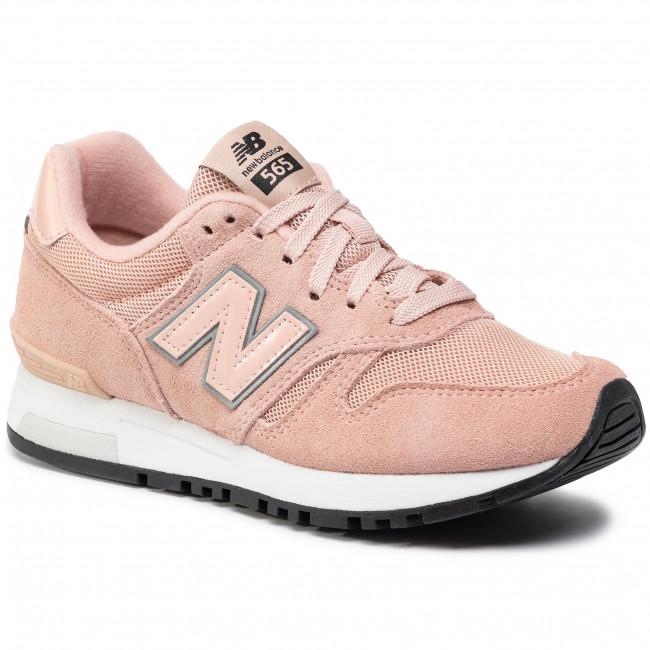 Sneakersy NEW BALANCE - WL565BD Ružová