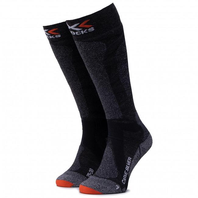 Ponožky Vysoké Dámske X-SOCKS - Carve Silver 4.0 XSSS47W19U G036