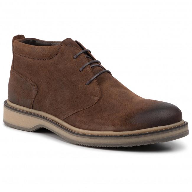 Outdoorová obuv GINO ROSSI - Grafit MTU126-299-5700-0087-0 84