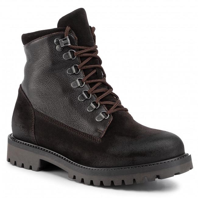 Outdoorová obuv GINO ROSSI - London MTU390-Z38-5717-3737-F 92/92