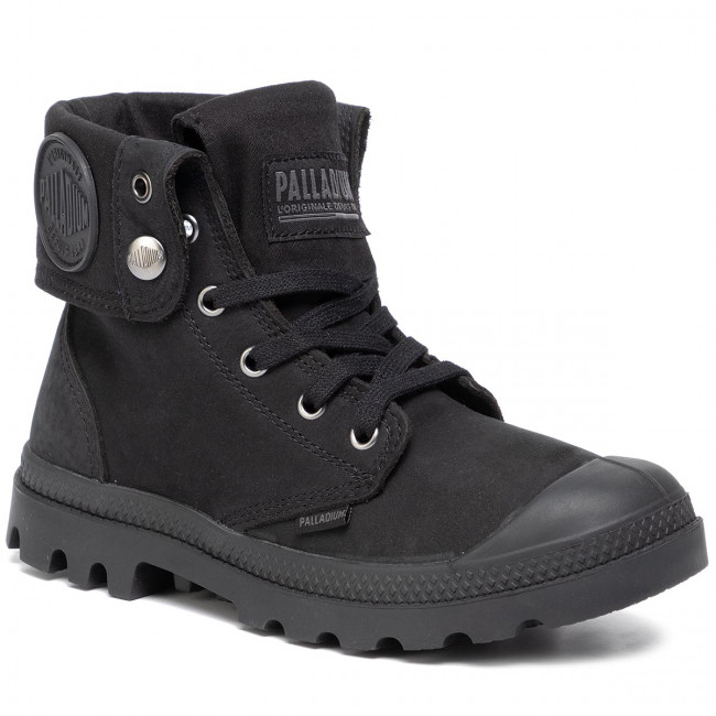 Outdoorová obuv PALLADIUM - Pampa Baggy Nbk 76434-008-M Čierna