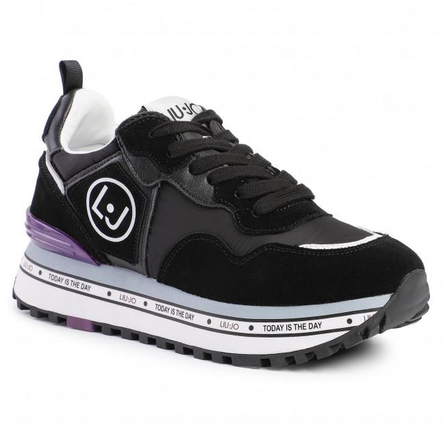 Sneakersy LIU JO - Maxi Alexa BXX051 PX071 Black 22222