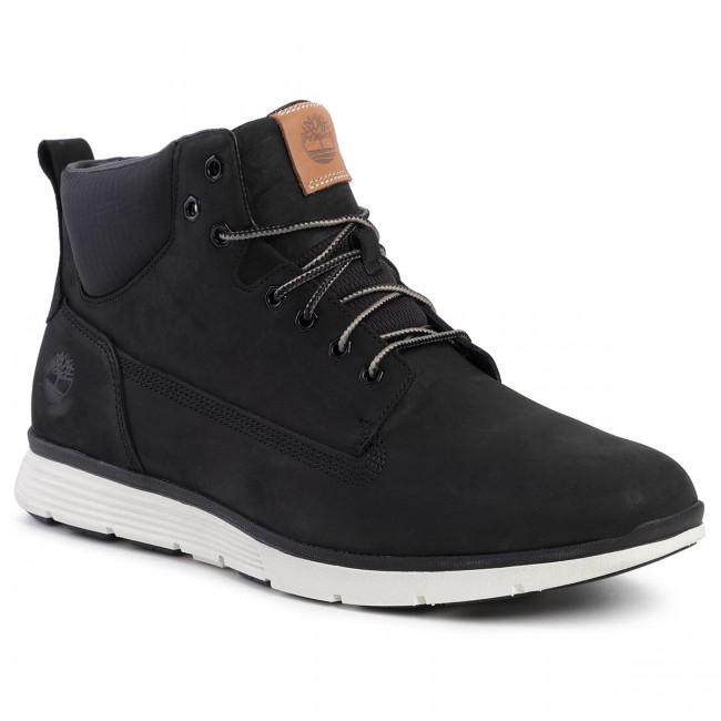 Outdoorová obuv TIMBERLAND - Killington Chukka TB0A1SDI001 Black Nubuck