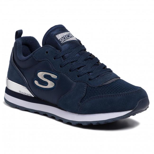 Sneakersy SKECHERS - Goldn Gurl 111/NVY Navy