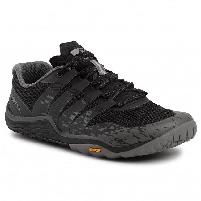 Topánky MERRELL - Trail Glove 5 J52850 Black