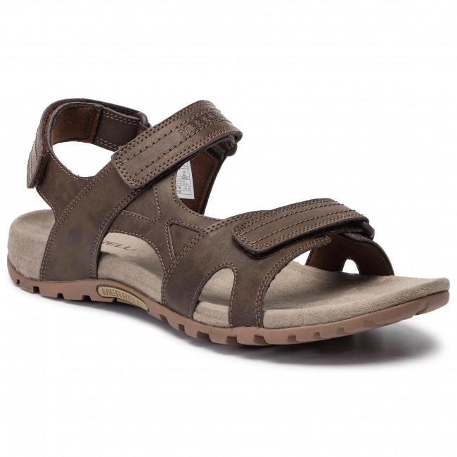 Sandále MERRELL - Sandspur Rift Starp J344734C Ardoise Noire
