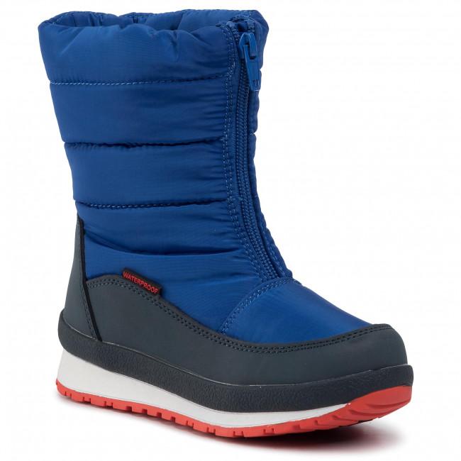Snehule CMP - Kids Rae Snow Boots Wp 39Q4964 Royal N951