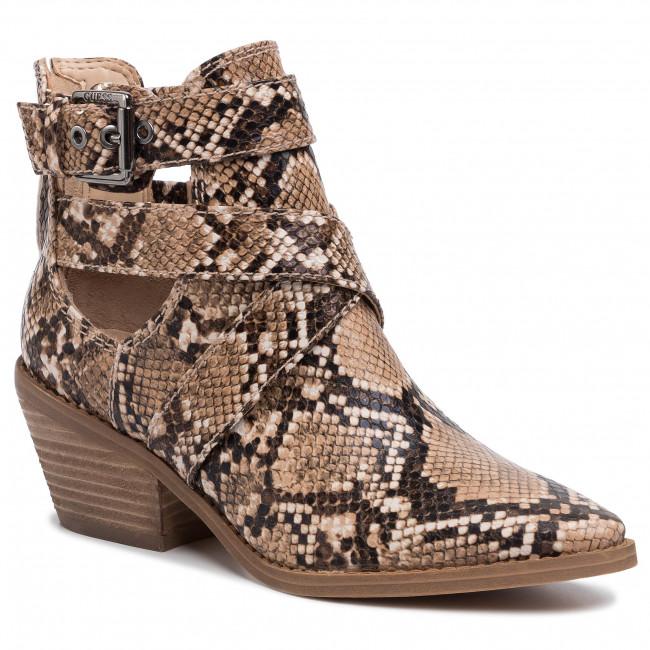 Členková obuv GUESS - Neviah 2 FL5NV2 PEL10  CAMEL