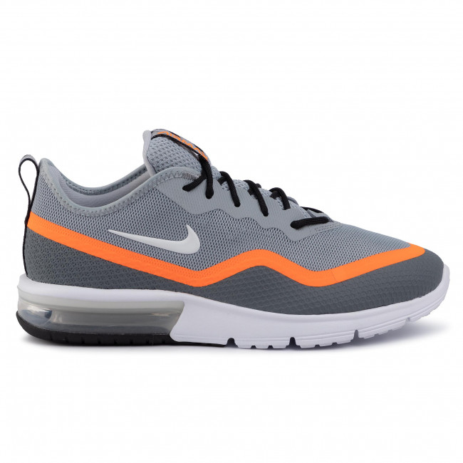 Topánky NIKE Air Max Sequent 4.5 BQ8822 004 Wolf GreyWhiteCool Grey