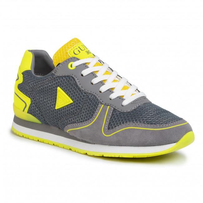 Sneakersy GUESS - Glorym Jr FJ6GOJ ELE12 GRY