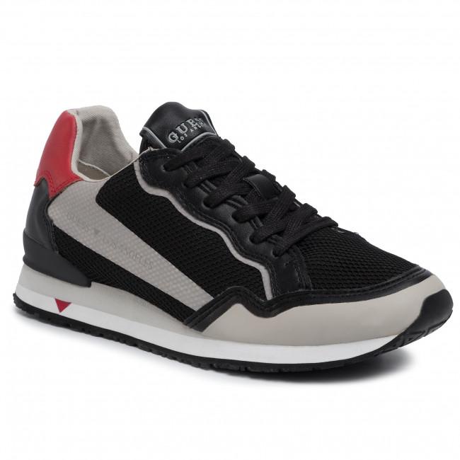 Sneakersy GUESS - Genova FM6GEN FAB12  BLKGR