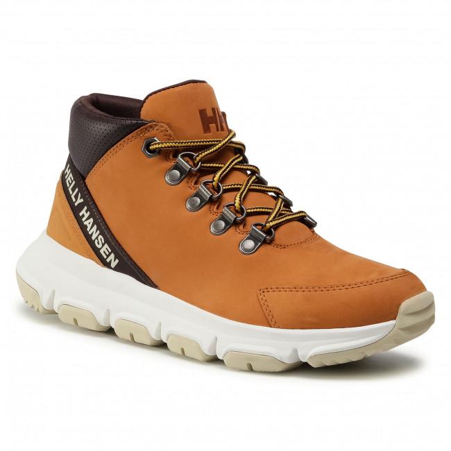 Sneakersy HELLY HANSEN - Fendvard Boot 114-76.725 Honey Wheat/Coffee Bean/Off White
