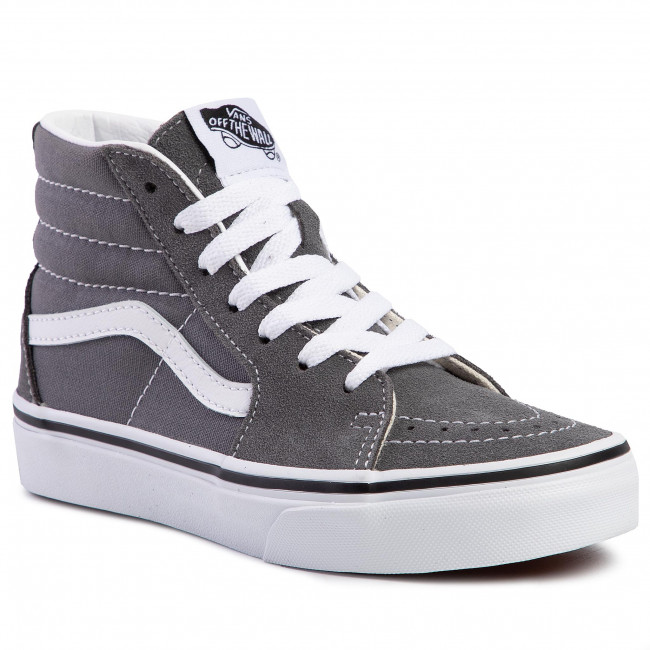 Sneakersy VANS - Sk8-Hi VN0A4BUW1951 Pewter/True White