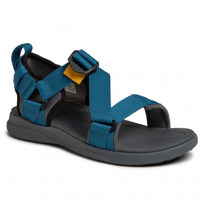 Sandále COLUMBIA - Sandal BM0102 Graphite/Phoenix Blue 053