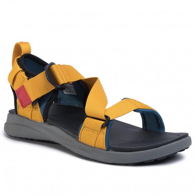 Sandále COLUMBIA - Sandal BM0102 Petrol Blue/Golden Yellow 403