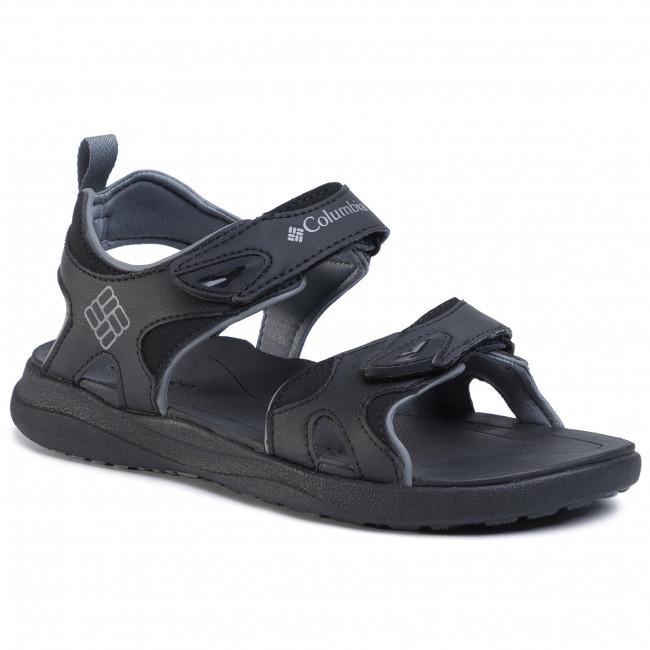 Sandále COLUMBIA - 2 Strap BM0111 Black/Ti Grey Steel 010