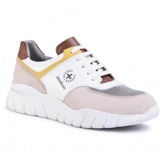 Sneakersy STRELLSON - Kilburn 4010002816 Nature 103
