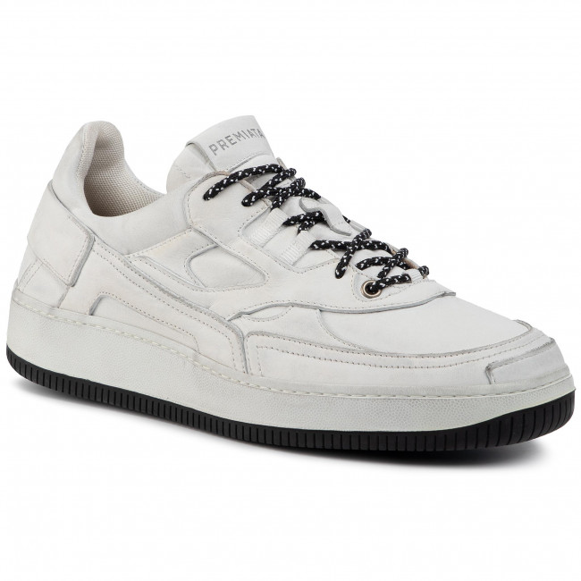 Sneakersy PREMIATA - Abb 3 313243 White