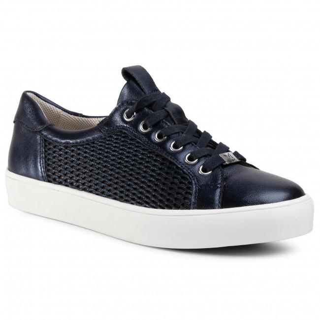 Sneakersy CAPRICE - 9-23652-24 Navy Perlato 807
