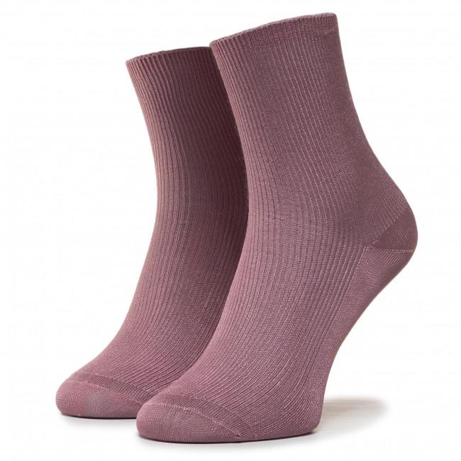 Ponožky Vysoké Dámske TOMMY HILFIGER - 320315001 Woodrose 012