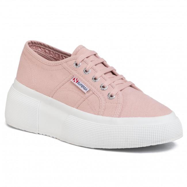 Sneakersy SUPERGA - 2287 Cotw S00DQS0 Pink Smoke XCW