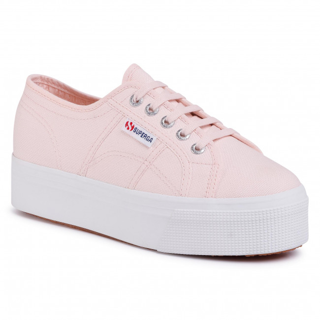 Tenisky SUPERGA - 2790 Acotw Linea Up And Down S0001L0 Pink W0I