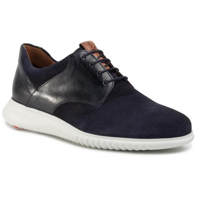 Sneakersy LLOYD - Angelo 10-023-13  Pacific/Midnight/Cognac