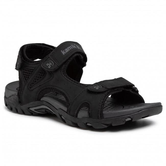 Sandále KAMIK - Milos HK0658 Black