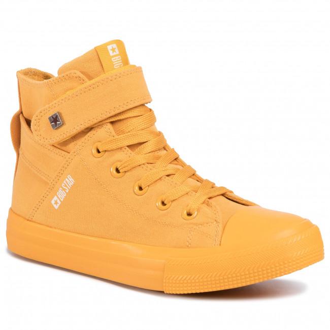 Tramky BIG STAR - FF274581 Yellow