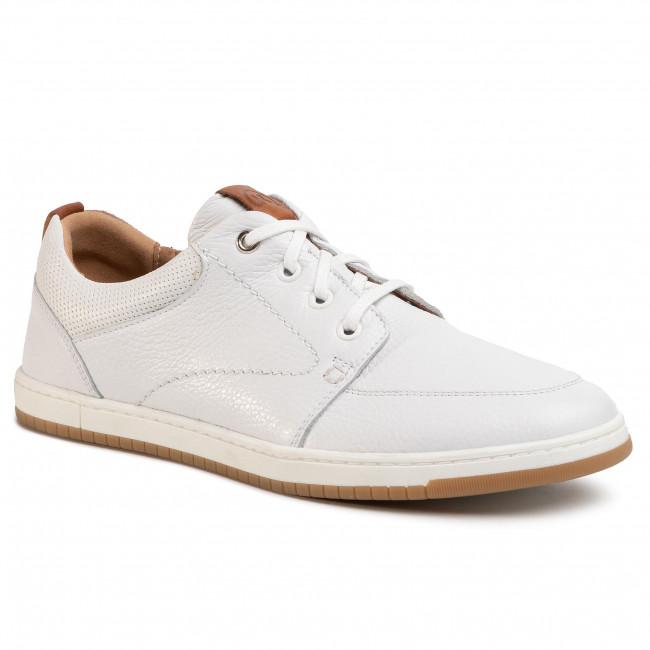 Sneakersy KRISBUT - 5276-3-9 Biela