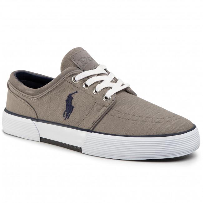 Sneakersy POLO RALPH LAUREN - Faxon Low 816810279001 Grey
