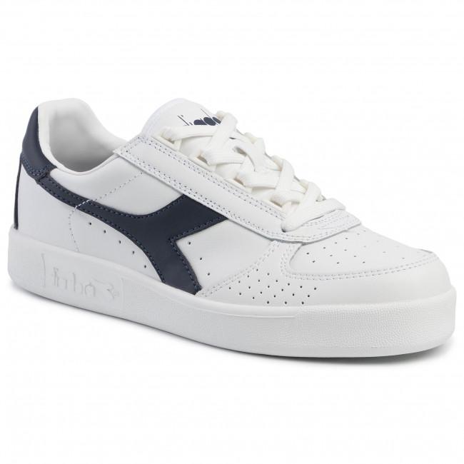 Sneakersy DIADORA - B. Elite 501.170595 01 C5943 White/Blue Denim/Blue Den