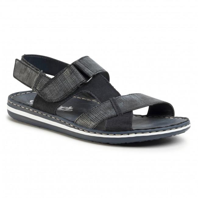 Sandále RIEKER - 21070-14 Blue