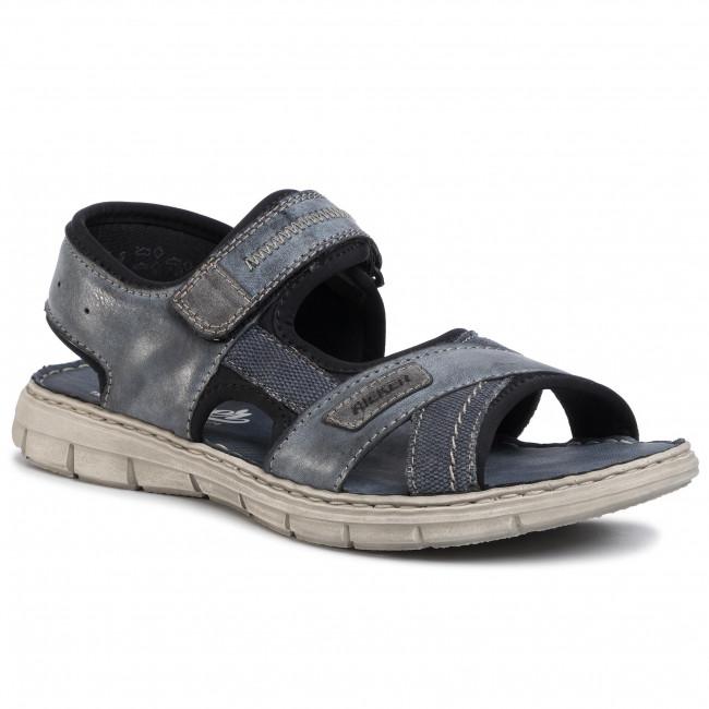 Sandále RIEKER - 25153-14 Blau