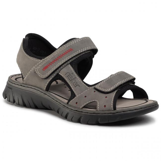 Sandále RIEKER - 26784-41 Grau