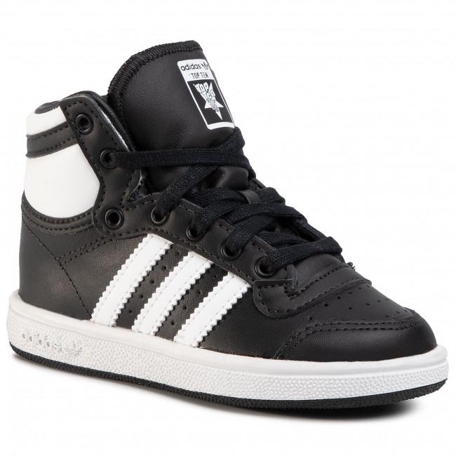 Topánky adidas - Top Ten Hi I EF2907 Cblack/Ftwwht/Cblack