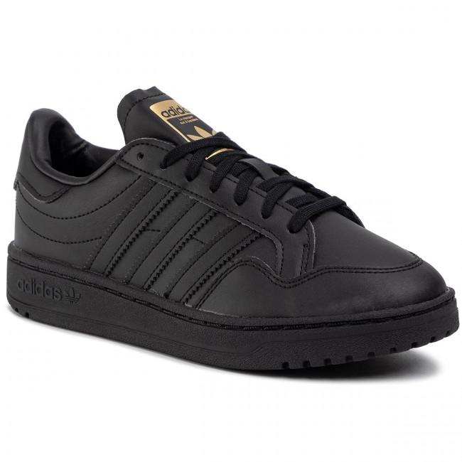 Topánky adidas - Team Court J EF6808 Cblack/Cblack/Ftwwht