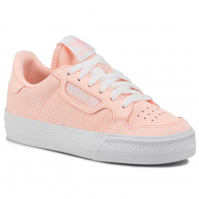 Topánky adidas - Continental Vulc C EG6623 Cleora/Ftwwht/Cleora