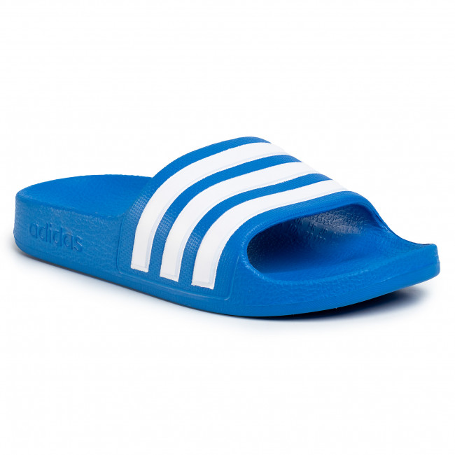 Šľapky adidas - adilette Aqua K EF1752  Trublu/Ftwwht/Trublu