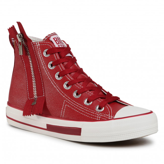 Tramky BIG STAR - EE274567 Red
