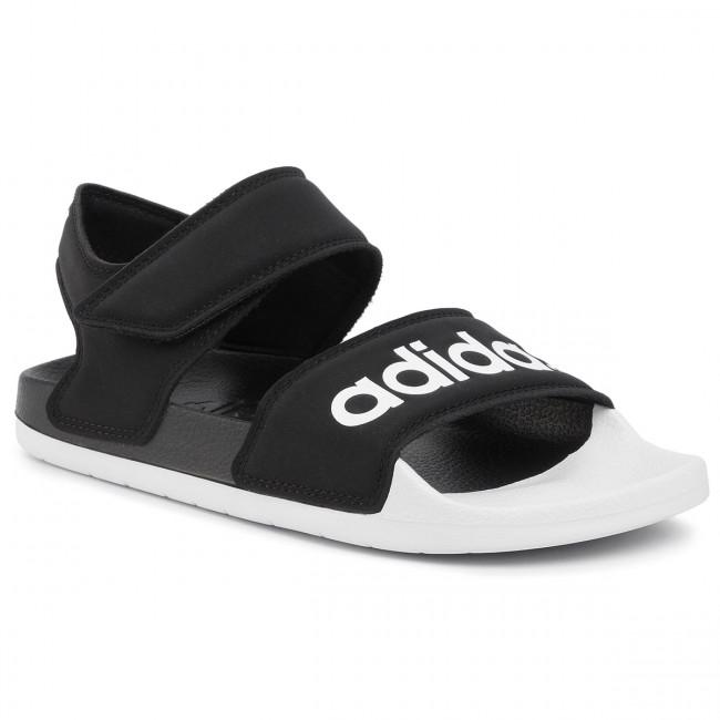 Sandále adidas - adilette Sandal F35416 Cblack/Ftwwht/Cblack