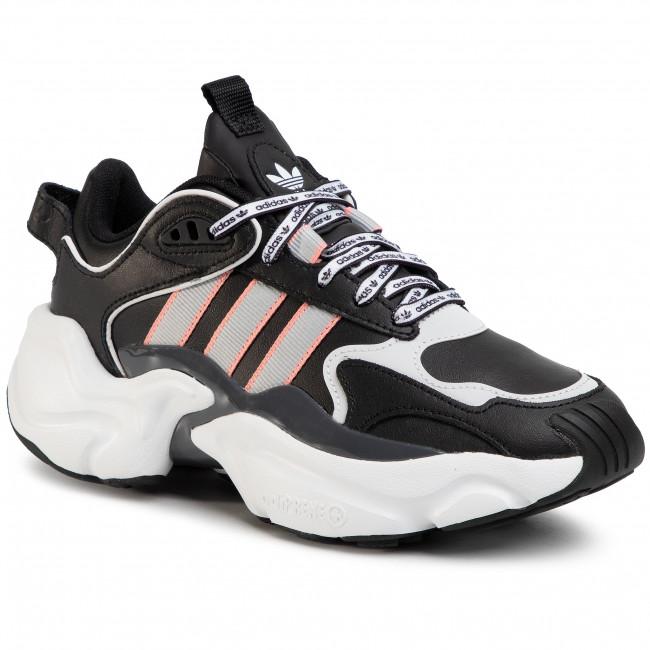 Topánky adidas - Magmur Runner W EG5434 Cblack/Gretwo/Glopnk