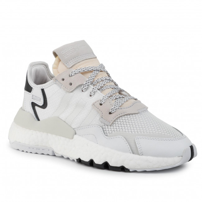 Topánky adidas - Nite Jogger J EE6482 Ftwwht/Ftwwht/Crywht