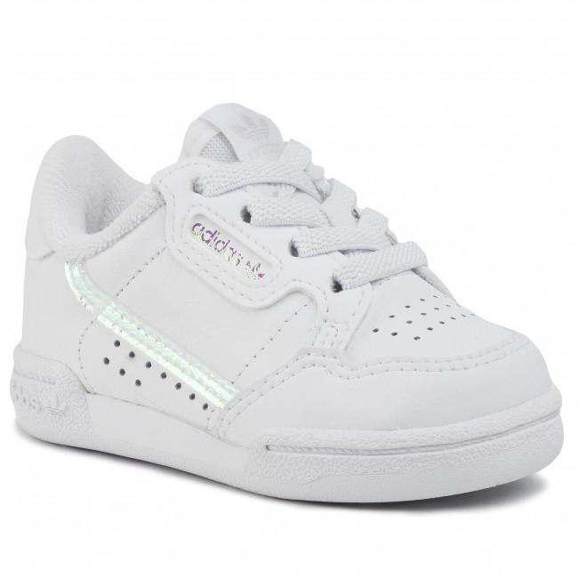 Topánky adidas - Continental 80 El I FU6670 Ftwwht/Ftwwht/Cblack
