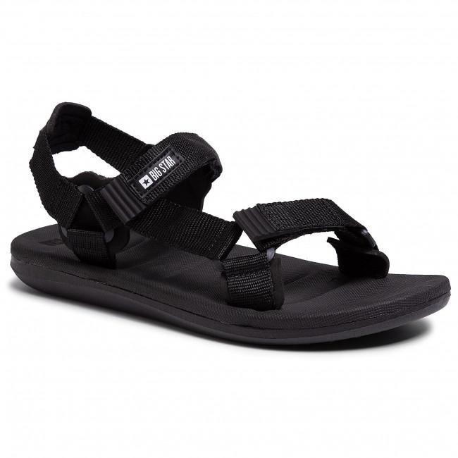 Sandále BIG STAR - FF174499 Black