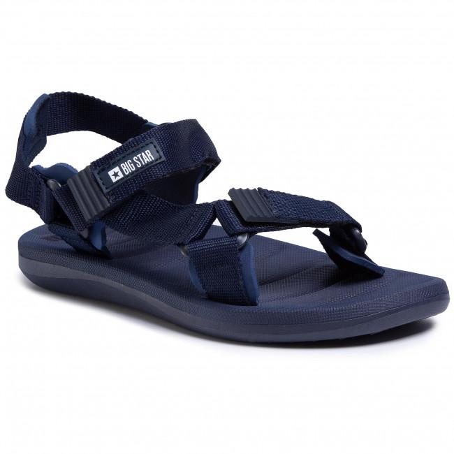 Sandále BIG STAR - FF174500  Navy